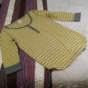 Mossimo striped shirt